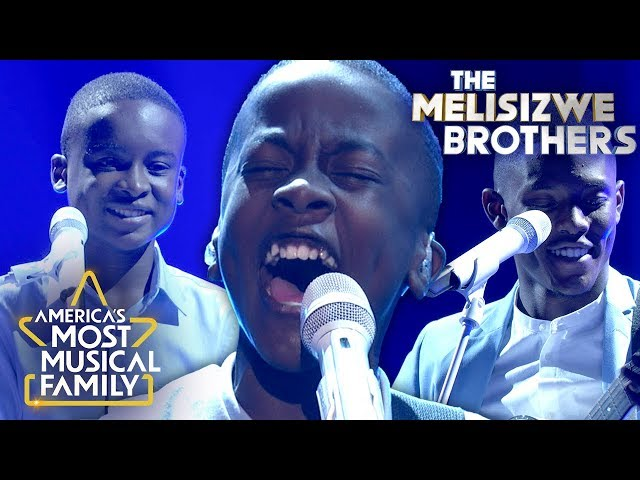 The Melisizwe Brothers Perform
