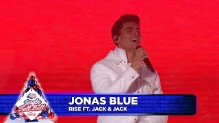 Jonas Blue   'Rise' FT. Jack And Jack (Live At Capital's Jingle Bell Ball 2018)