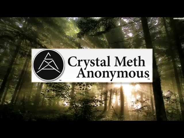 Crystal Meth Anonymous Public Media
