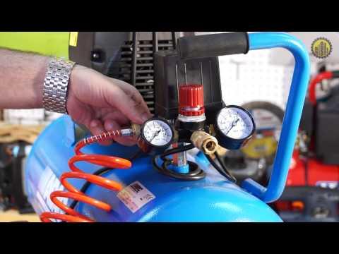 Масляный компрессор ABAC Montecarlo L30P