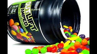 NUTREX OUTLIFT AMPED PRODUCT REVIEW! One of most BEST Pre-Workout formulas out!