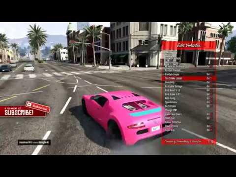 GTA 5 PS3 [1 27/1 28] Serendipity BEST SPRX Mod Menu Returns