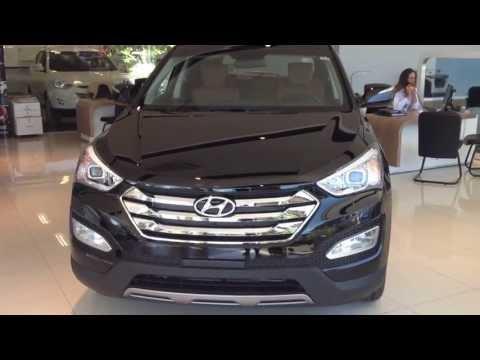 Novo Hyundai Santa Fé 2014 7 lugares - www.car.blog.br