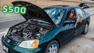Buying The CHEAPEST Car Online & Driving It Home!