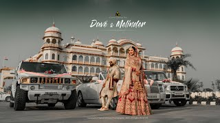 WEDDING FILM 2020 | DAVE & MELINDER | KARNAL | SUNNY DHIMAN PHOTOGRAPHY | CHANDIGARH