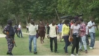Uganda: Gay pride parade stopped