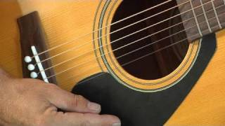 How To Tune A Guitar String
