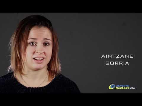 Entrevista con Aintzane Gorria