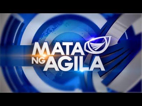 [EagleNewsPH]  Watch: Mata ng Agila Weekend – October 20, 2018