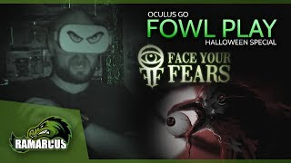 oculus go gameplay face your fears - TH-Clip