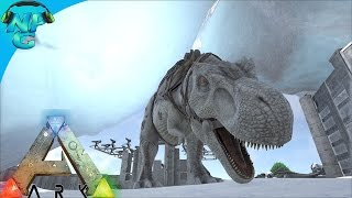 Base Tours, Rex Tanks and The Future of the PvP Series! ARK Survival Evolved - PvP Season 2 E19