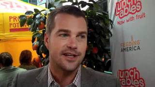 Interview with Chris O'Donnell (1)