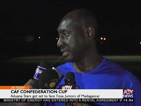 CAF Confederation Cup - Joy Sports Today (6-4-18)