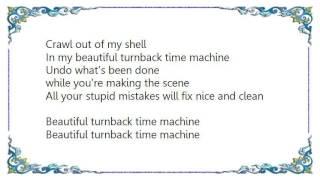 Dada - Beautiful Turnback Time Machine Lyrics