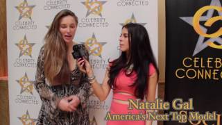 Celebrity Connected Interview with Natalie Gal