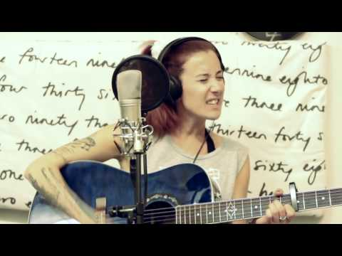 Audioslave - Be Yourself (cover by Sandra Szabo)