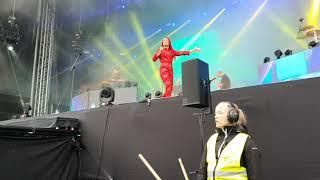 SANNI Hei Kevät Live Ruisrock 7.7.2019