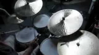 My Variation On Bossa Nova Drumming