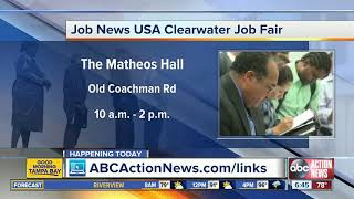 Hundreds Of Jobs Available At Job Fair On Wednesday