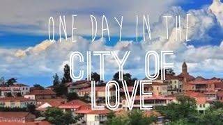 One day in the City of Love