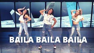 """OZUNA """"Baila Baila Baila"""" Dance Tutorial"""