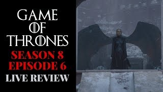 Game of Thrones | Season 8 | Episode 6 Review and Q&A