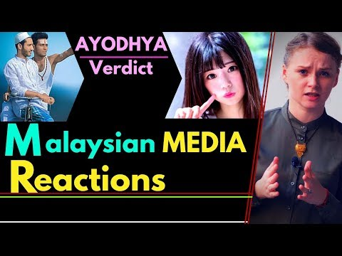 Ayodhya Verdict | Malaysian Media | Unbelievable Reactions from the Foreign Media | Karolina Goswami