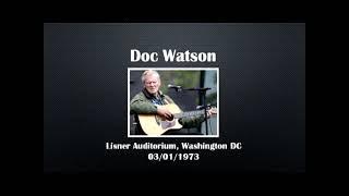 【CGUBA310】 Doc Watson 03/01/1973