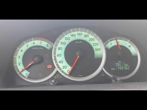 Die Einsparung des Benzins auf 2106