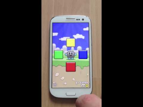Video of Simon Game - Train Your Brain