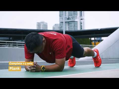 5 Running Tips with Singapore Sports Hub