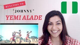 Yemi Alade   Johnny   Reaction Video!