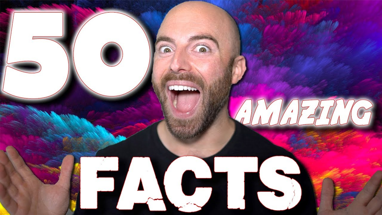 50 AMAZING Facts to Blow Your Mind! #137 thumbnail