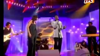 "TV / Zazie & Youssou'N Dour / ""7 seconds"" / Made In Zazie"