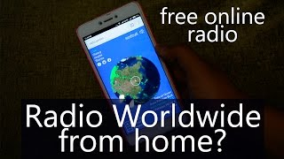 How to Listen Radio from All Over the WORLD from Phone? Radio Garden Review - FREE Radio Online!