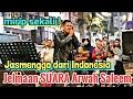 Download Lagu MAAF - SaleemWow!Suara Brader Jasmenggo mirip arwah Saleem beb!Nostalgia sungguh bila dia menyanyi. Mp3 Free