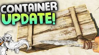 """Stranded Deep Gameplay - """"NEW CONTAINER UPDATE!!!""""  - Let"""