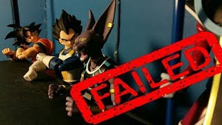 Dragon Ball FighterZ - Failed Character Auditions