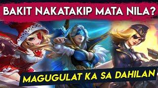Dahilan Bakit Nakatakip Mata ng ibang Heroes sa Mobile Legends