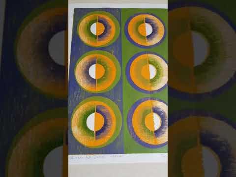 Twister nr 5 / 25   Paul van der Donk  2020