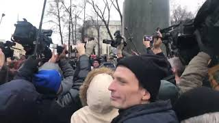 День свободных выборов в Москве 24.12.2017