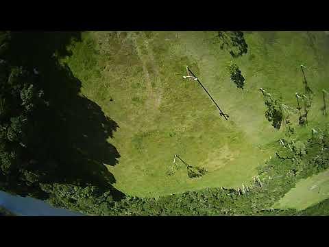 Teste em Drone Racer - Freestyle...