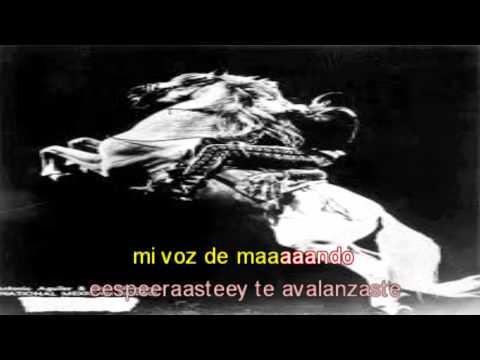 Caballo prieto azabache Antonio Aguilar