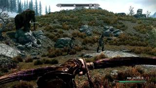 The Elder Scrolls V: Skyrim: The UFO Mammoth