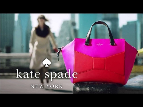 Kate Spade Commercial for Kate Spade New York (2013 - 2014) (Television Commercial)