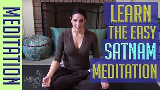 The 2 Minute Guru #5 the Satanum Meditation