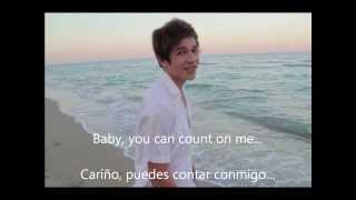 Heart in my hand - Austin Mahone (Letra en Ingles y Español)