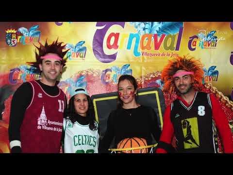 Baile Carnaval 2019 Villanueva de la Jara