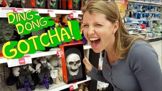 Halloween Decorations & Prop Shopping | Getting Halloween Decoration Ideas