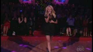 Julianne Hough Singing
